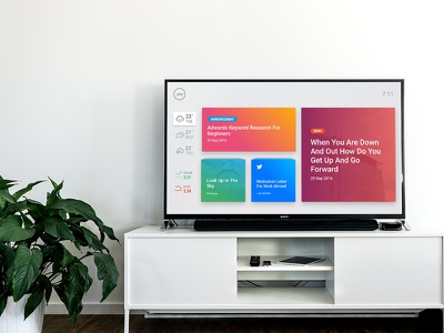 Pano v3 smart android digital wall digital signage app tv apple pano
