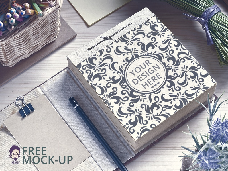 Free Paper Notepad Mockup free photo notebook notepad paper mock-up mock up mockup