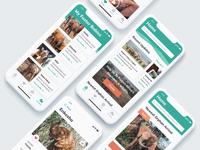 Mobile App for The David Sheldrick Wildlife Trust