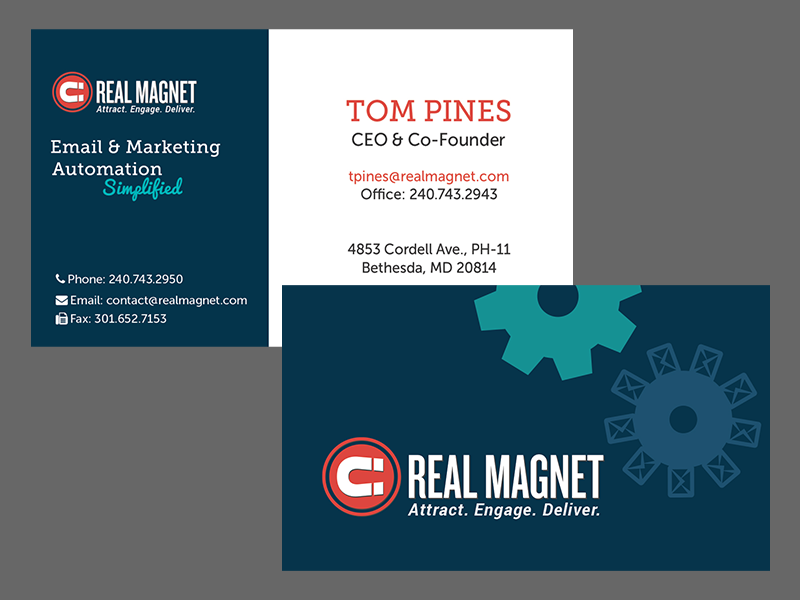 Business Cards Horizontal by Elise Carey - Dribbble