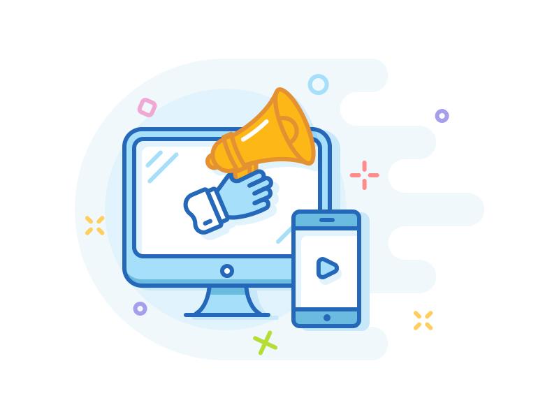 [Code] Thủ Thuật Blogspot l Tạo Menu Kèm Intro Đẹp Dribbble6