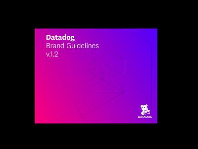 Brand Guidelines 1 guidelines hexagon vector branding design