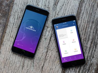 Noktambulos App