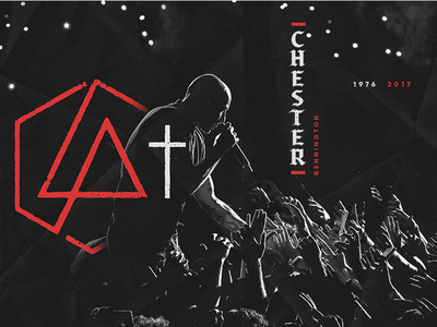Chester 1976 ✝ 2017