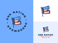 One Nation. Underwear.