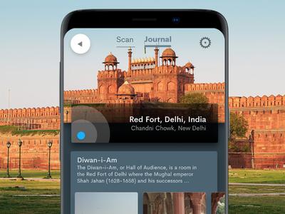 Travel App Design Repost ↺