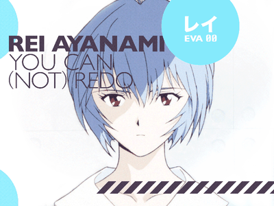 Ayanami Rei Designs Themes Templates And Downloadable Graphic Elements On Dribbble