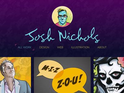 JoshNichols.com website