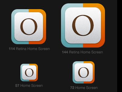 App icon crop