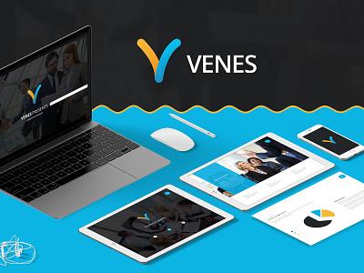 Venes Powerpoint Presentation graphicriver pptx ppt template envato powerpoint