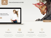 Free eCommerce UI Kit