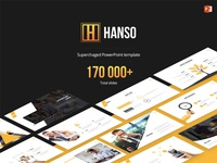Hanso Supercharged PowerPoint Template