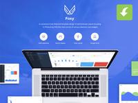 Foxy Free Admin Panel / Dashboard UI Kit