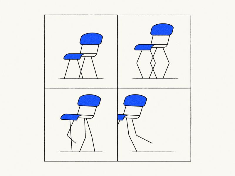 Stoelpoten legs chair