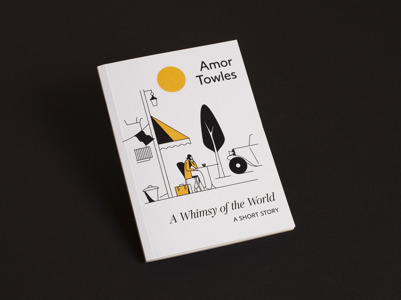 Short Story vogue amortowles whimsy of the world