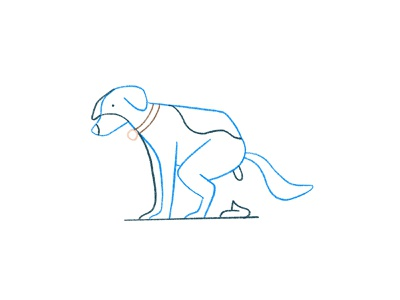 Pooping Dogs pug collie corgi