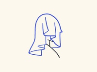 Face cloth dribbble timokuilder