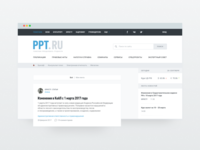 PPT Index page