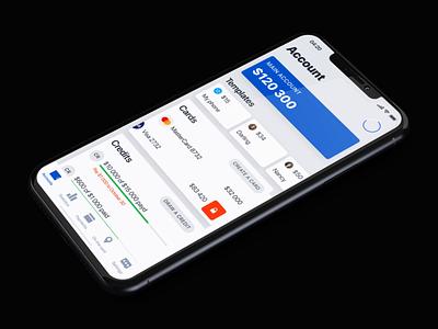 The Bank application ios mobile interaction blockchain coin bank app ux ui interface minimal product financial web ui kit ui8