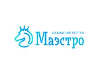 Logo for chessmate portal Maestro