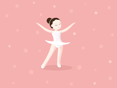Little Ballerina 01