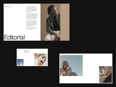 Pitch.com — Bonne Deck (C) minimal eco presentation pitch deck deck pitch editorial branding design website colour layout ux grid typography ui