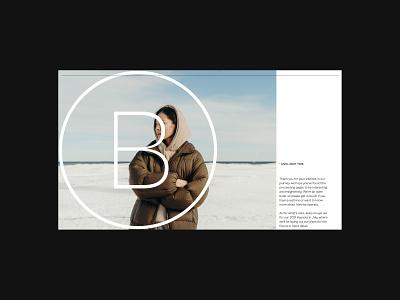 Pitch.com — Bonne Deck (D) branding logo editorial minimal presentation pitch deck deck pitch design website colour layout ux grid typography ui