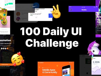 100 Daily UI Challenge figma grid clean free app design app design dailyui ux interface ui