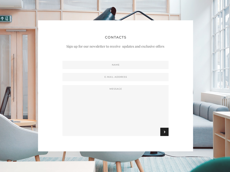 028 Contact Us daily ui mobile clean grid minimal app website flat page webdesign web contact us contact interface form design app design ux dailyui ui