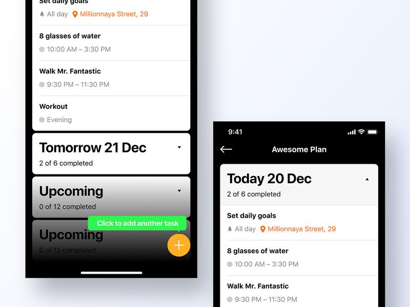 087 Tooltip tools tool black minimal grid ux interface app dailyui design ui list to do list to do calendar add help tooltips tooltip