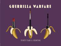 Guerrilla Girls Thirty Years War