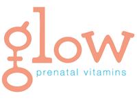 Glow Prenatal Vitamin Logo