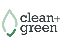 Clean and Green Logo