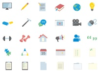 Canvas Icons