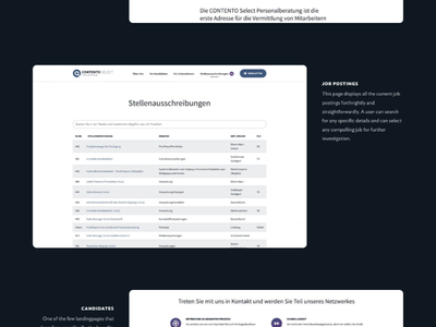 Side By Side   Desktop grid layout redesign ui web web design portfolio clean landing page responsive design typography website