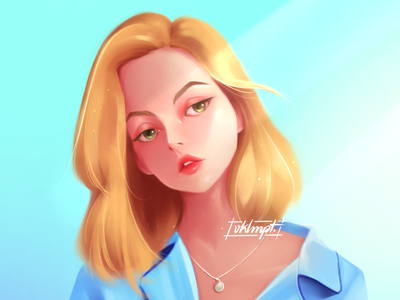 ☀️ sunshine procreate ipadpro girl character girl drawings art character cute illustration