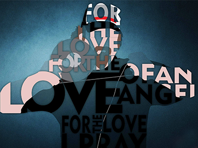 Alex M.O.R.P.H. feat. Sylvia Tosun - An Angel's Love illustration graphic design dj trance