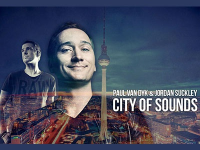 City of Sounds vandit illustration graphic design dj trance