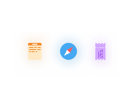 Vriends — Gift Type Icons