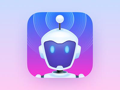 Apolly - Alternative Apollo Icon ios icon app icon reddit apollo robot