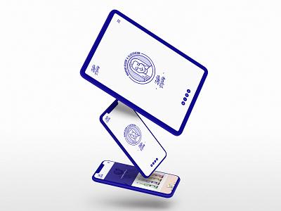 Self Branding - Zsofia Mihaly design icon app portfolio logo design personal identity self branding identity blue website web webdesign ui line typography branding logo illustration graphic design