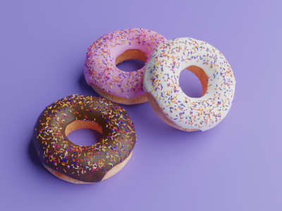 The Donuts Strike Again!