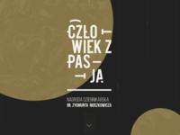 czlowiek z pasją - man with passion