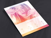 Daily UI #006 // User Profile