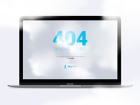 Daily UI #008 // 404 Page