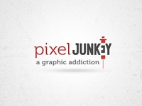 Pixel Junkey. A graphic addiction.