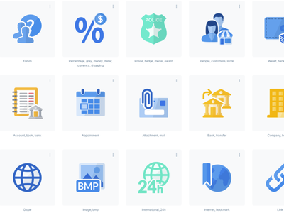 Business icons with transparent background icon design png svg transparent icons