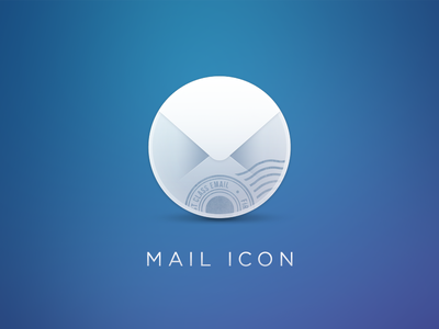 Mail Replacement Icon