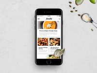 Foodie for iPhone