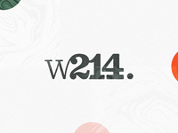 Work214 Logo Mark